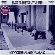 Jefferson Airplane Bless Its Little Pointed Head UK vinyl LP