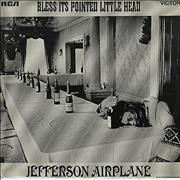 Click here for more info about 'Jefferson Airplane - Bless Its Pointed Little Head - 1st - VG'