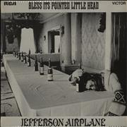 Click here for more info about 'Jefferson Airplane - Bless Its Pointed Little Head - 1st - EX'
