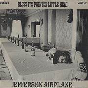 Click here for more info about 'Jefferson Airplane - Bless Its Pointed Little Head - 2nd'