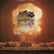Click here for more info about 'Jefferson Airplane - Crown Of Creation - 1st - red spot'
