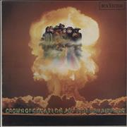 Click here for more info about 'Jefferson Airplane - Crown Of Creation - Orange Label'