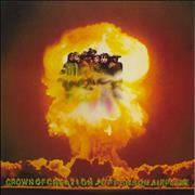 Click here for more info about 'Jefferson Airplane - Crown Of Creation - Orange Vinyl'