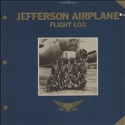 Click here for more info about 'Jefferson Airplane - Flight Log - EX'