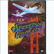 Jefferson Airplane Fly Jefferson Airplane USA DVD