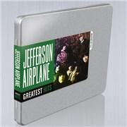 Jefferson Airplane Greatest Hits UK CD album