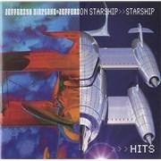 Jefferson Airplane Jefferson Airplane/Jefferson Starship/Starship: Hits USA 2-CD album set