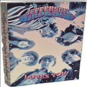 Click here for more info about 'Jefferson Airplane - Loves You'
