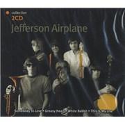 Jefferson Airplane Orange Collection Netherlands 2-CD album set