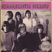 Click here for more info about 'Jefferson Airplane - Surrealistic Pillow - 1st - EX'