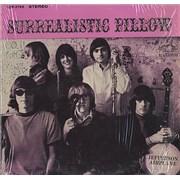 Jefferson Airplane Surrealistic Pillow - 1st USA vinyl LP