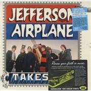 Jefferson Airplane Takes Off - Sealed USA vinyl LP