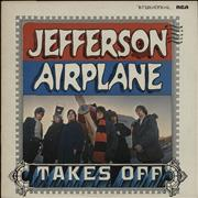 Click here for more info about 'Jefferson Airplane - Takes Off'