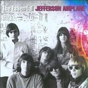 Jefferson Airplane The Essential USA 2-CD album set