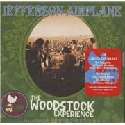 Jefferson Airplane The Woodstock Experience USA 2-CD album set