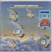 Click here for more info about 'Jefferson Airplane - Thirty Seconds Over Winterland - 180gm Sky Blue Vinyl - Sealed'