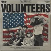 Click here for more info about 'Jefferson Airplane - Volunteers'