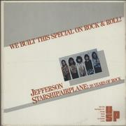 Click here for more info about 'Jefferson Airplane - We Built This Special On Rock & Roll!'