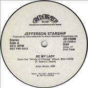 Click here for more info about 'Jefferson Starship - Be My Lady'
