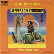 Click here for more info about 'Jefferson Starship - Con To Amor - With Your Love'