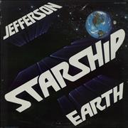 Click here for more info about 'Jefferson Starship - Earth'