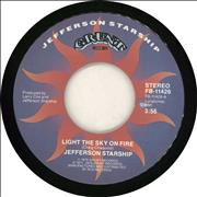 Click here for more info about 'Jefferson Starship - Light The Sky On Fire'