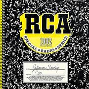 Click here for more info about 'Jefferson Starship - RCA Special Radio Series'