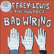 Click here for more info about 'Jeffrey Lewis - Bad Wiring - Pale Blue Vinyl + Bonus 7