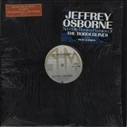 Click here for more info about 'Jeffrey Osborne - The Borderlines'