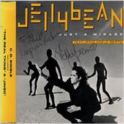 Click here for more info about 'Jellybean - Just A Mirage - autographed'