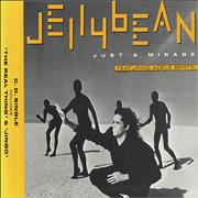 Click here for more info about 'Jellybean - Just A Mirage'
