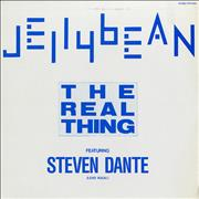 Click here for more info about 'Jellybean - The Real Thing'