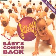 Click here for more info about 'Jellyfish - Baby's Coming Back - Picture CD'