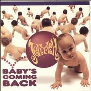 Click here for more info about 'Jellyfish - Baby's Coming Back'