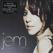 Click here for more info about 'Jem - Down To Earth'