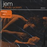 Click here for more info about 'Jem - Finally Woken + Note'