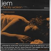 Click here for more info about 'Jem - Finally Woken - In-Store Play Sampler'