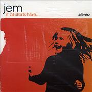 Click here for more info about 'Jem - It All Starts Here'