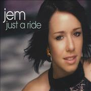 Click here for more info about 'Jem - Just A Ride'