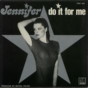 Click here for more info about 'Jennifer (Disco) - Do It For Me - A Label'