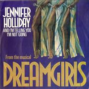 Click here for more info about 'Jennifer Holliday - And I'm Telling You I'm Not Going'