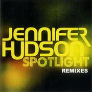 Click here for more info about 'Jennifer Hudson - Spotlight - Remixes'