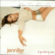 Click here for more info about 'Jennifer Lopez - If You Had My Love (Dark Child Remixes)'
