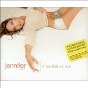 Click here for more info about 'Jennifer Lopez - If You Had My Love'