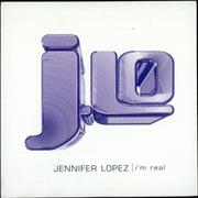 Click here for more info about 'Jennifer Lopez - I'm Real'