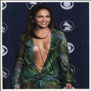 Click here for more info about 'Jennifer Lopez - Signed Photograph'
