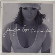 Jennifer Lopez This Is Me... Then UK 2-LP vinyl set Promo