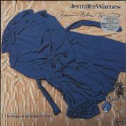 Click here for more info about 'Jennifer Warnes - Famous Blue Raincoat - Stickered sleeve - EX'