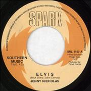 Click here for more info about 'Jenny Nicholas - Elvis'