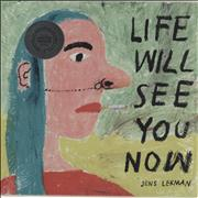 Click here for more info about 'Jens Lekman - Life Will See You Now - Orange Vinyl'
